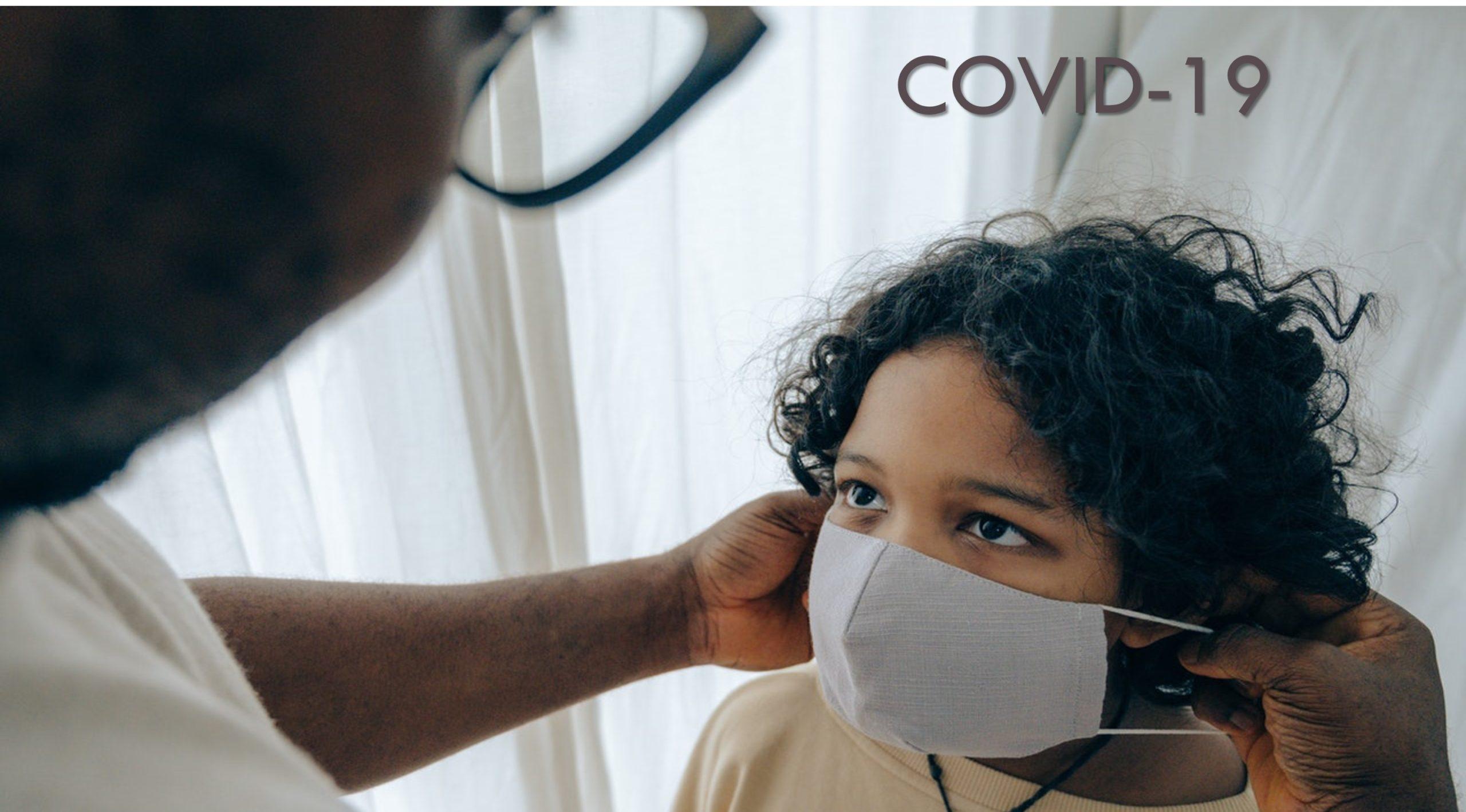 COVID-19 Awareness at Dr. Roshni Naicker's Practice